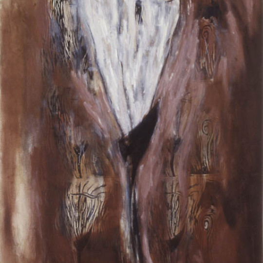 Oleo sobre lienzo, Rojo 1.20x1.65 cm