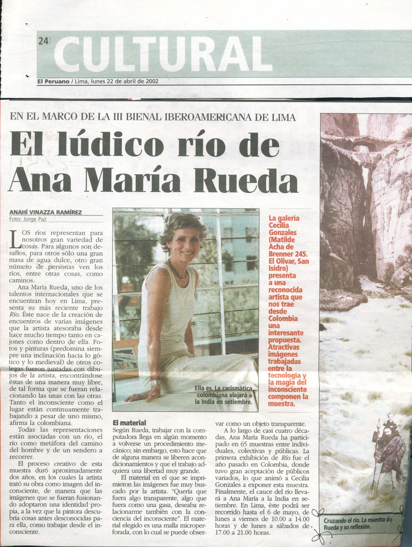 texto periodico El peruano